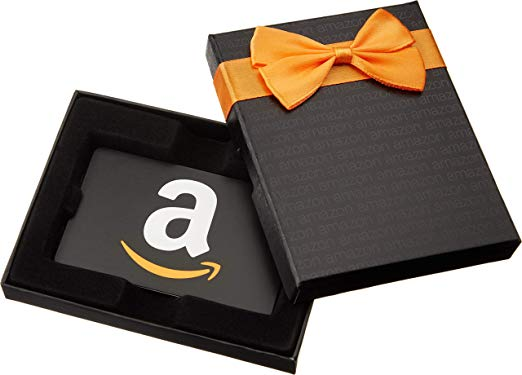 Amazon.Com Gift Black Classic Design
