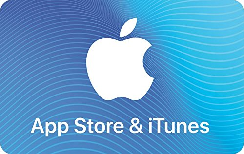 App Store I-Tunes Gift Cards