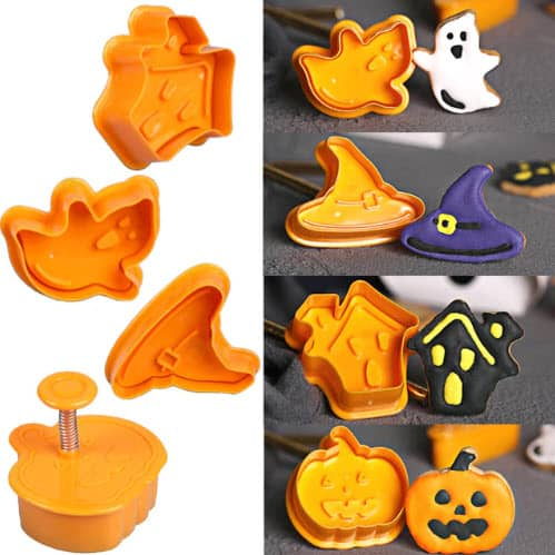 Plastic Cookie Cutter For Halloween