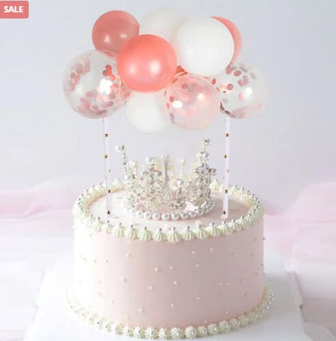 Top 50 Party Accessories: 5-Inch Mini Balloon