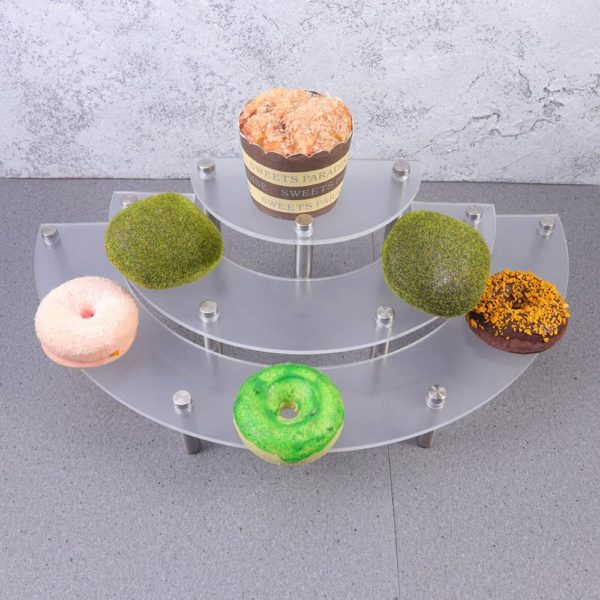 Top 50 Party Accessories: Acrylic Cupcake Stand
